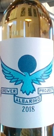 The Grower Project Albarino