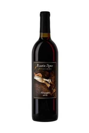 Rustic Spur 2016 Estate Tannat